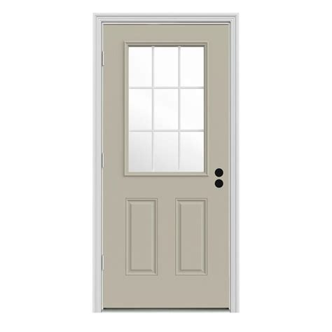 30 Exterior Doors 30 X 80 Exterior Door 30 X 74 Exterior Door Search Engine At Search Shop Resistant 6 Panel