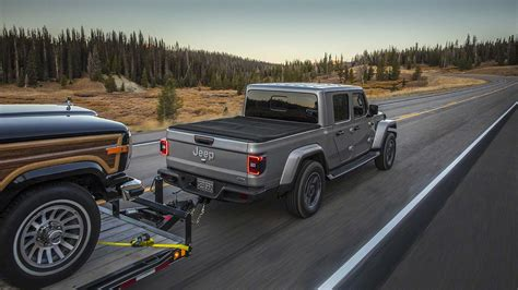 Jeep Truck 2020 by Jeep Configurator For 2020 Gladiator Truck Goes