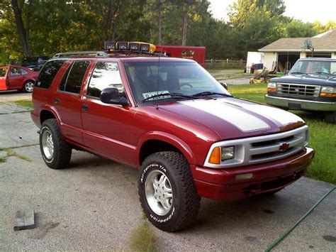 how make cars 1995 chevrolet blazer on board diagnostic system brandoguy 1995 chevrolet s10 blazer specs photos modification info at cardomain