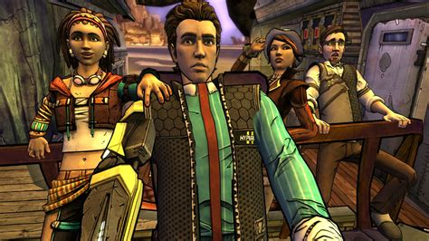 Tales From Borderland Ps4 Second tales from the borderlands ps4