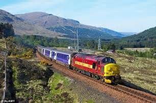 Inverness Sleeper by Caledonian Sleeper From Inverness To