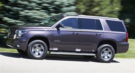 Z71 Suburban 2015 by Chevrolet Unveils Z71 Road Package For 2015 Tahoe And