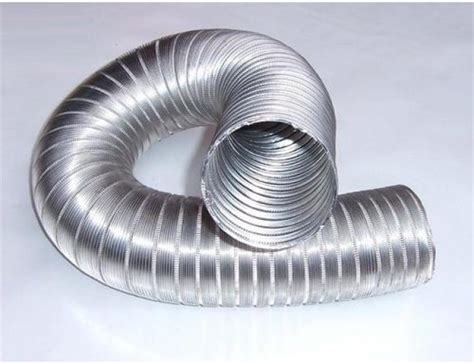 Chimney Duct Pipe - chimney pipe 6 quot aluminium for all chimneys 10