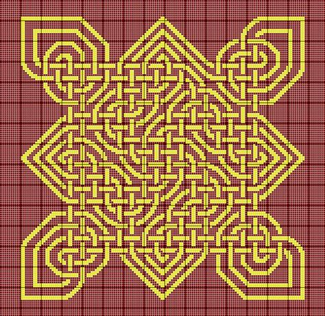 Knot Pattern - celtic knot pattern an quilt