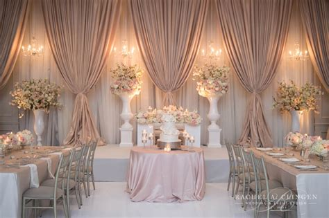 Wedding Decor by And Pretty Cherry Blossom Wedding Hazelton