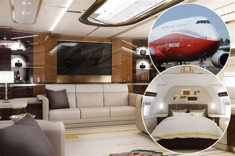 private jets with bedrooms luxury 605 million boeing 747 unveiled 2015 fbo survey results private jets and sports