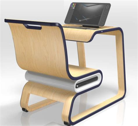 Futuristic School Desk Futuristic Pinterest | high tech classrooms google search high tech classroom