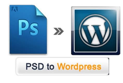 how to convert a psd to wordpress theme