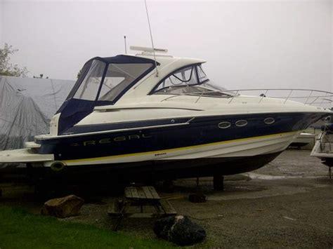 regal boats orillia regal 4260 commodore 2004 used boat for sale in orillia
