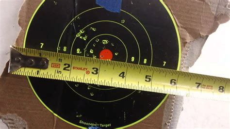 buckshot pattern youtube ballistics test 22lr cci shot shell how far of a