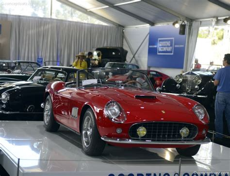 250 gt california value 1961 250 gt california pictures history value