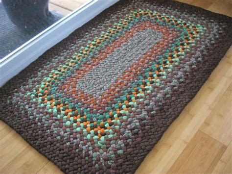 how to crochet a rectangle rag rug 256 best images about crochet rugs on trapillo rug patterns and free pattern