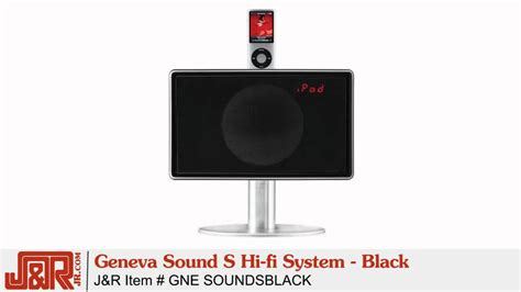 Geneva Sound System Model S Wireless Dab