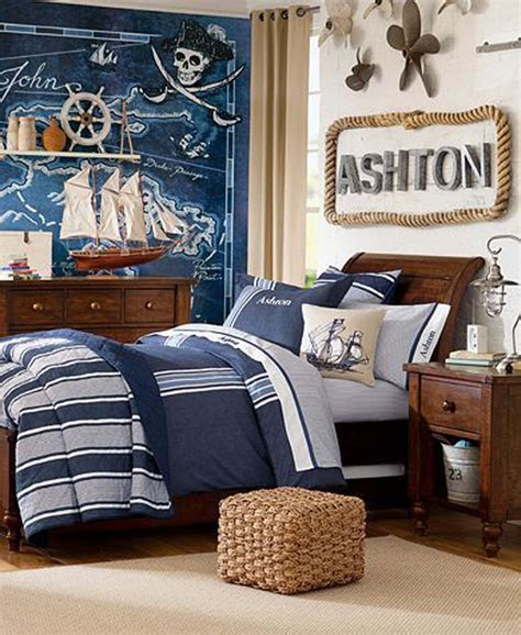 Pirate Decor For Home by 20 Pirate Themed Bedroom For Your Adventure Home Design And Interior