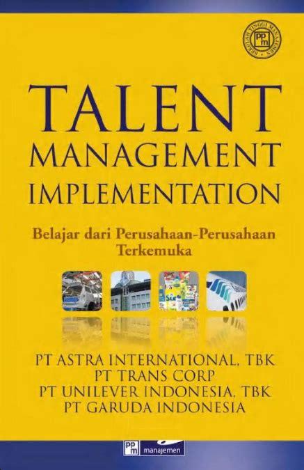 Buku Manajemen Ebook Human Resource Management Bonus talent management implementation belajar dari perusahaan