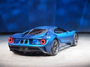 all new ford gt supercar arrives in 2016 with more than 600hp