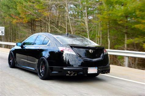 2010 Acura Tl Sh Awd Manual Mods Low Miles