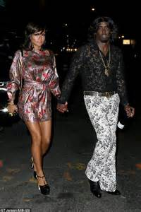 Halloween Costumes 12 Diddy Holds Cassie Hand Beyonce 35th Soul Train