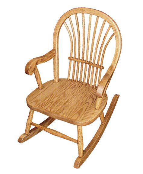 childs recliner rocker child s sheaf rocker amish direct furniture