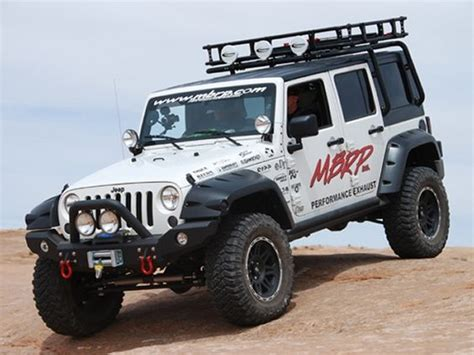 Jeep Rack by Mbrp Camber Fabrication Roof Rack Carrier System