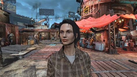 gallery of fallout 3 hair styles alternate hairstyles for curie fallout 4 fo4 mods