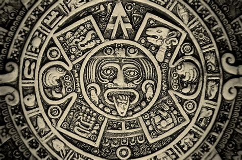K Significa El Calendario Azteca Oleg Litvin Aztec Sun A Photo On Flickriver