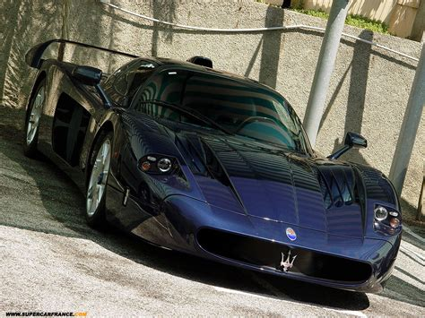 midnight blue maserati fourtitude com mc12 fxx or zonda r