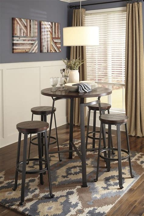 Challiman Pub Height Bar Stool by Best 25 Bar Height Patio Set Ideas On