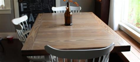 how to refinish a dining room table diy dining room table refinish creating your space