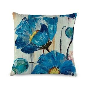 Sarung Bantal Cushion Cover Watercolor Talk cool purple pillows 18 decorative pillow covers for by pillowsbywillow on etsy 54 00
