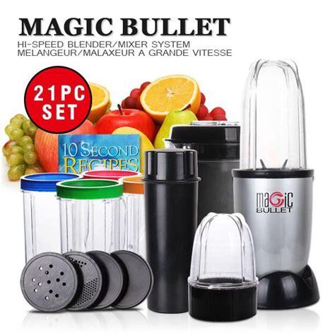 Asli Blender Magic Bullet Limited iko co ke magic bullet blender 21 pieces including
