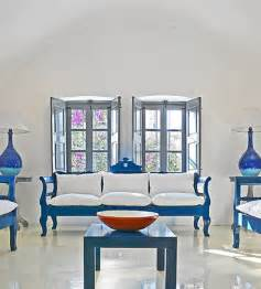Greek Style Home Interior Design The Glory And Beauty Of The Greek Interior Design Home