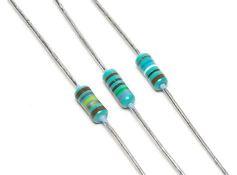 axial lead resistors axial lead resistor