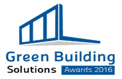 sustainable building solutions este 2016 los green building solutions awards de