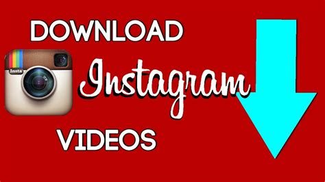 How to Download Instagram Videos Tutorial - YouTube
