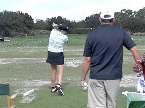 cristie kerr golf swing cristie kerr golf swing analysis images