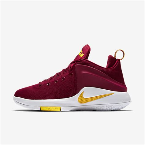 lebron nike basketball shoes nike lebron witness team white gold nike