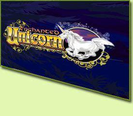 igt enchanted unicorn slot game logo slots games unicorn games igt slots