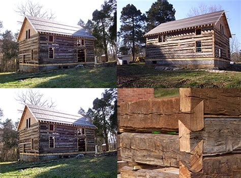 Log Cabin Restoration by Exles Of Our Log Cabin Restoration And Relocation Work