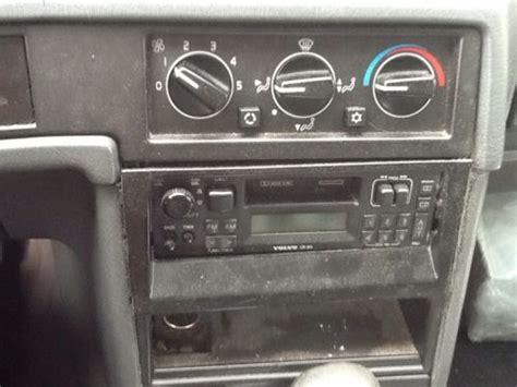 repair anti lock braking 1995 volvo 940 interior lighting purchase used 1995 volvo 940 sedan clean maryland