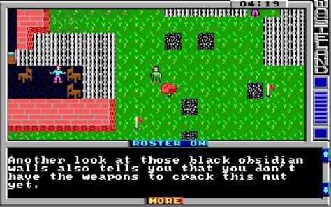 wasteland  original fallout game returns   mac cult  mac