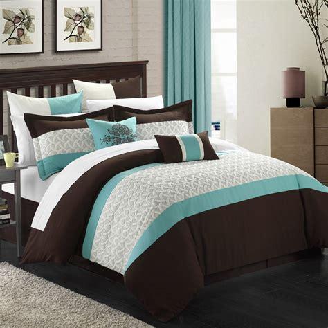 chic comforter sets chic home lucca 8 piece comforter set reviews wayfair