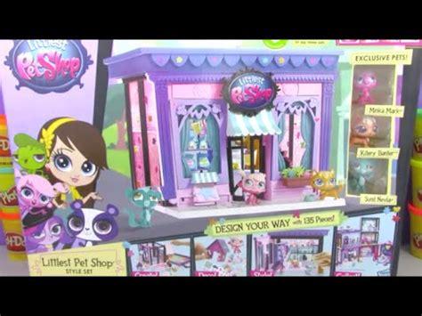 Set Of Style By Aybie Shop littlest pet shop style set lps unboxing