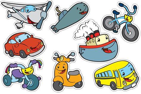 imagenes animadas medios de transporte medios de transporte para ni 241 os buscar con google