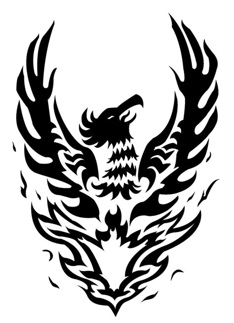 tattoo vector png phoenix tattoo vector by dimensionten on deviantart