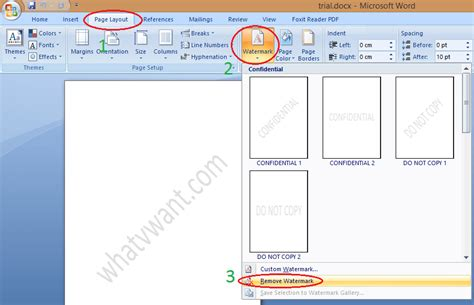 How To Add A Watermark To A Word Document simple guide to insert and remove watermark in word