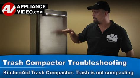 how does a trash compactor work video 100 how does a trash compactor work video ge