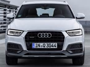 Audi Q3 Options Price List Audi Q3 Facelift Launched In India Changes Highlights Of