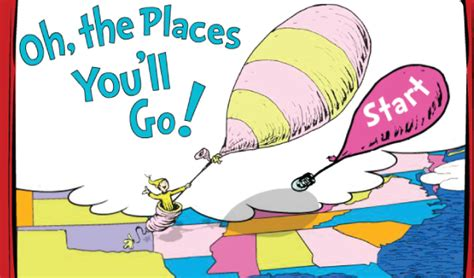Places You Go oh the places you ll go myddelton college