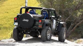 jeep wrangler rubicon road trial 4x4